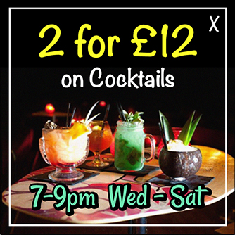 Drinks Offer